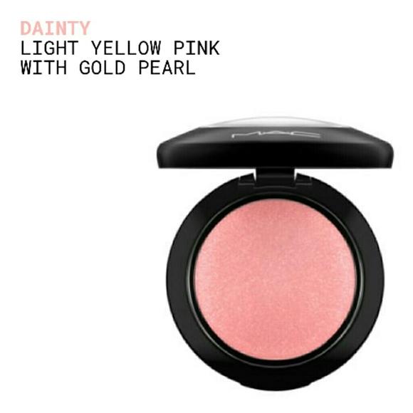 MAC Cosmetics Other - MAC Dainty mineralize blush